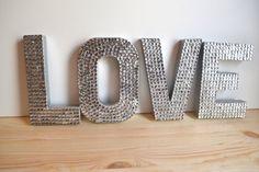 #Sparkly Valentines Day decorations! #etsy