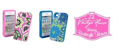 More Vera Bradley iPhone covers have arrived!!!