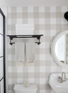 Home Tour Series: Spare Bathroom