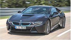 BMW 3-cylinder hybrid 2014