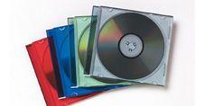 Pack 25 Estuches CD slim 4 colores a 5 x color - 6,98€