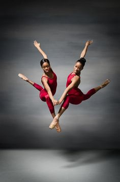 Alvin Alley was the first Modern Dance Company performance I ever saw. They changed my life and I got a BFA in Modern Dance. Alvin Ailey Dancers