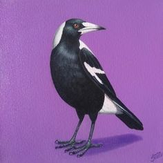 Image result for magpie paintings
