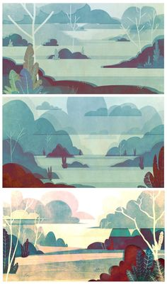 beautifully composed and colour,Artistic conception of tradition Chinese painting Landscape Illustration, Landscape Art, Digital Illustration, Cartoon Background, Animation Background, Scenery Background, Bagdad, Matte Painting, Illustrations