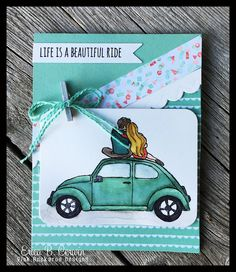 2015 Occasions Catalog 2016 Stampin' Up Stars Blog Hop Beautiful Ride