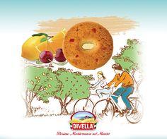 #Ottimini #Arancia, #Limone e #Ciliegie: la passione #Divella incontra la bontà della frutta più fresca!
