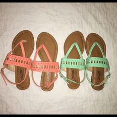 Brand New Spring Sandals Brand New Spring Sandals, Never Worn. Size 7 Shoes Sandals