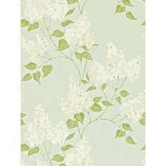 Sanderson Lilacs Wallpaper Online at johnlewis.com