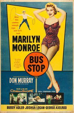 Marilyn's 'Bus Stop' in WaupacaES Updates « ES Updates