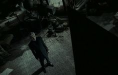 Also, Nearly Headless Nick convinces Peeves to drops the vanishing cabinet right above Filch's office (in book two) to distract him from catching Harry. So that is why Malfoy has to repair the cabinet later on while trying to get the death eaters into Hogwarts. A seemingly useless detail that is actually telling us she had EVERYTHING planned!