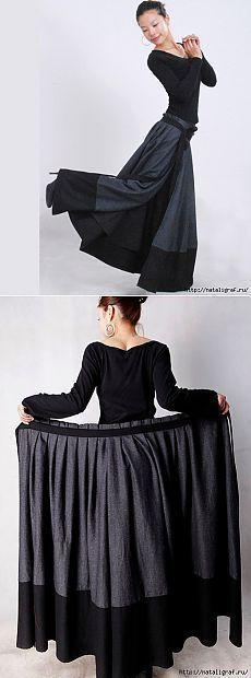 Про юбки. Кое-что интересное