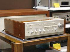 A-1000 YAMAHA Integrated Amplifier