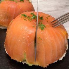 """16.6 k mentions J'aime, 506 commentaires - Chefclub (@chefclubtv) sur Instagram : """"DÔME APÉRITIF ! saumon fumé , avocat & oeuf coulant : le combo parfait #saumon #salmon…"""""""