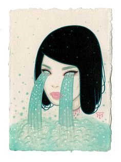 """Tara McPherson Exhibits New Paintings and Paper Works in """"I Know It By Heart"""" 