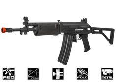 CYMA Full Metal Galil SAR AEG Airsoft Gun