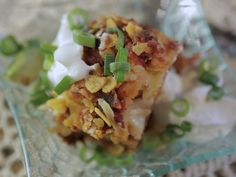 Enchalasagna recipe from Damaris Phillips via Food Network