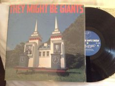 They Might Be Giants, Lincoln, LP Vinyl 7 72600-1 #Rock