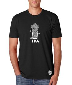 Hey, I found this really awesome Etsy listing at https://www.etsy.com/listing/164838751/multiple-colors-ipa-craft-beer-t-shirt