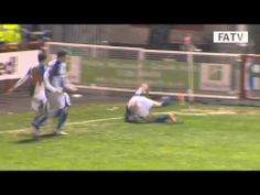 FOOTBALL -  FUNNY: Injury time winner inspires unorthodox goal celebration from Bristol Rovers, FA Cup 2nd Round - http://lefootball.fr/funny-injury-time-winner-inspires-unorthodox-goal-celebration-from-bristol-rovers-fa-cup-2nd-round-2/