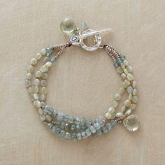 PALE PALETTE BRACELET - Wrap & Multi-Strand - Bracelets - Jewelry | Robert Redford's Sundance Catalog