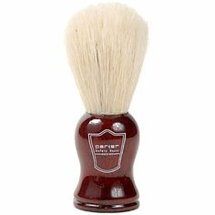 Parker Safety Razor Deluxe 100% Boar Bristle Shaving Brush with Rosewood Handle & Free Shaving Brush Stand by Parker Safety Razor. $15.88. Our 100% boar bristle brush has stiff bristles for those that like a stiff brush! Out of all our brushes, our boar brushes are the stiffest and provide excellent exfoliation. Don't let the reasonable price fool you. This is a high quality product and it even comes with a free brush stand so that you can hang the brush upside down af...