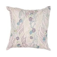 Whisper - Contemporary - 18 inch Pillow - Set of 2 -JAR-PLSQ825554-0001. Whisper - Contemporary - 18 inch Pillow - Set of 2 -JAR-PLSQ825554-0001 Soft shades of neutral and dusty pastel are the cornerstone of this whimsical feminine range of pillows made from poly dupione . The collection features .. . See More Decorative Pillows at http://www.ourgreatshop.com/Decorative-Pillows-C685.aspx