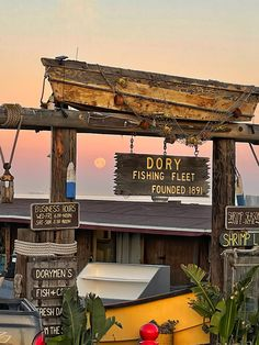 The first full moon of Spring is getting ready to set as seen from the Dory Fishing Fleet Fish Market. Newport Beach Pier, Dory, Full Moon, Sunrise, Fishing, California, Marketing, Landscape, Spring