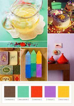 The Crafty Primaries Palette - not for the faint-hearted! Colour Pallette, Colour Schemes, Color Combinations, Creative Colour, Design Seeds, Colour Board, World Of Color, Color Stories, Color Swatches