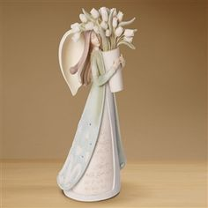 Foundations Angels Like A Daughter Angel Figurine 4014313, Foundations Angels 4014313, Foundations Angels, Flossie's Gifts