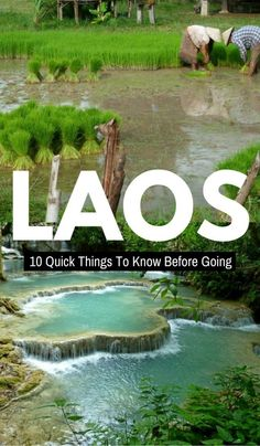 Are you planning a trip to Southeast Asia and on the hunt for things to know before traveling to Laos? In this post, traveler, Florence Guichard shares her tips and insights in 10 quick questions...
