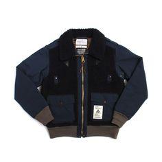 CNCPTS / Neighborhood SVG B10-G Jacket (Navy)
