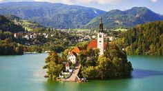 Wine And Wellness Slovenia Guided Cycling Tour in Slovenia and explore this exotic place. Get travel guides and plan your trip to Slovenia. Get best offers on your Slovenia Tour packages. Book Now! Funky Town, Austrian Airlines, Hallstatt, Lake Bled, Beaux Villages, Voyage Europe, Place Of Worship, Eastern Europe, Pilgrimage
