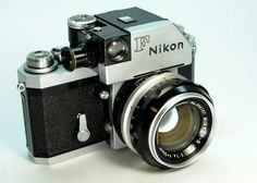 The bulletproof original Nikon F with 50mm f1.4 lens. Sexy, tough and still working as well as the day it was made. How long will current cameras last?