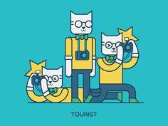 Tourist by Markus Magnusson