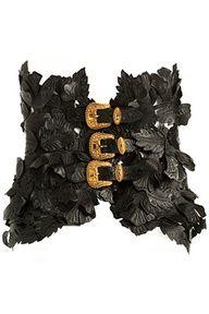 Beautiful Gothic corset belt.