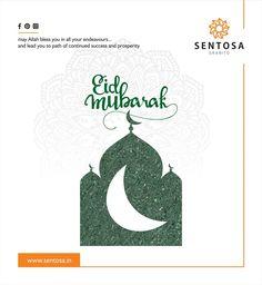 """Eid Mubarak"" www. Vitrified Tiles, Eid Mubarak, Digital Marketing, Blessed, Symbols, Letters, Graphic Design, Interior, Granite"