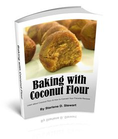 Baking with Coconut Flour Giveaway | DeliciousObsessio...