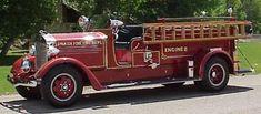 1937 American LaFrance Fire Truck #setcom #fire
