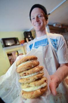 1/4 lb Chocolate Chip Cookies from Mary's Mountain Cookies in Breckenridge Village