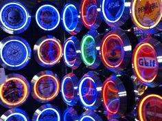 Light o clock. Motor Bike Expo Verona