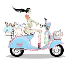 videos Vespa's and Butterflies 🛵🦋 Rose Gold Wallpaper, Iphone Background Wallpaper, Powerpoint Background Templates, Character Design, Character Art, Vespa Girl, Butterfly Party, Drawing Lessons, Art Sketches