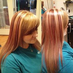 6rr and blonde foils with a 6n base