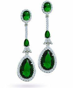 Bling Jewelry CZ Emerald Color Teardrop Deco Chandelier Earrings Pave Setting Bling Jewelry,http://www.amazon.com/dp/B003LZWKL8/ref=cm_sw_r_pi_dp_jBe3sb0ER93V19Q9