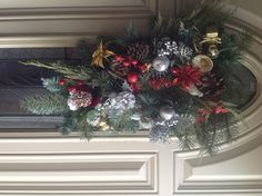 petals and plumes christmas wreaths Christmas 2019, Christmas Holidays, Christmas Tree, Christmas Recipes, Decoration Christmas, Holiday Decor, Front Door Decor, Holiday Wreaths, Holidays And Events