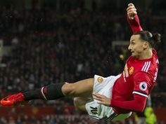 """Zlatan Ibrahimovic: """"Lions don't recover like humans."""" Zlatan is back, and as we all knew he would be, wearing #10!"""