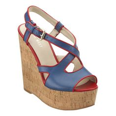 b447f94fa73c As seen in the January issue of Self Magazine.....Platform sandal