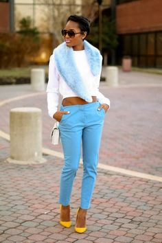Blue by The Daileigh