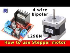 Arduino Stepper Motor Control, App Control, Science And Technology, Inventions, Positivity, Youtube, Gadgets, Stepper Motor, Electrum