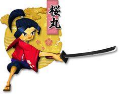 Sakura - Sakura Samurai