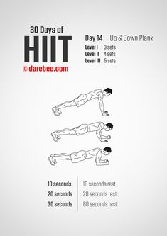 Randomly picking half an hour in the week for HIIT workout is a huge mistake. The sessions require to be timed appropriately. Having a session right after you eat or simply before bed is a bad idea. 20 Minute Hiit Workout, Hiit Workout At Home, Hiit At Home, At Home Workouts, Cardio Hiit, Exercise Workouts, Workout Fitness, Leg Exercises, Snakes